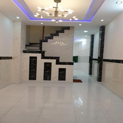 Bán nhà Thích Quảng Đức thông Nguyễn Thượng Hiền 4 tầng sân thượng 4 PN 5 WC chợ Cây Quéo